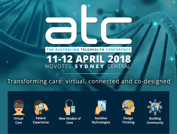 Early Bird registration ends in three weeks – Australian Telehealth Conference 2018