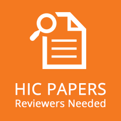 Be a reviewer for HIC 2018